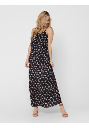 MAXIKLEID BEDRUCKTES - Maxi-jurk - night sky 2