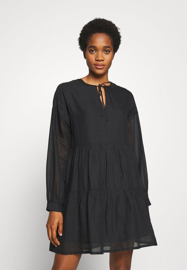 ONLAGGY DRESS - Vestito estivo - black