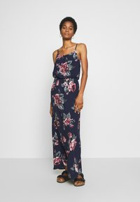 ONLY - ONLNOVA LIFE DRESS - Maxi dress - night sky/rose - 0