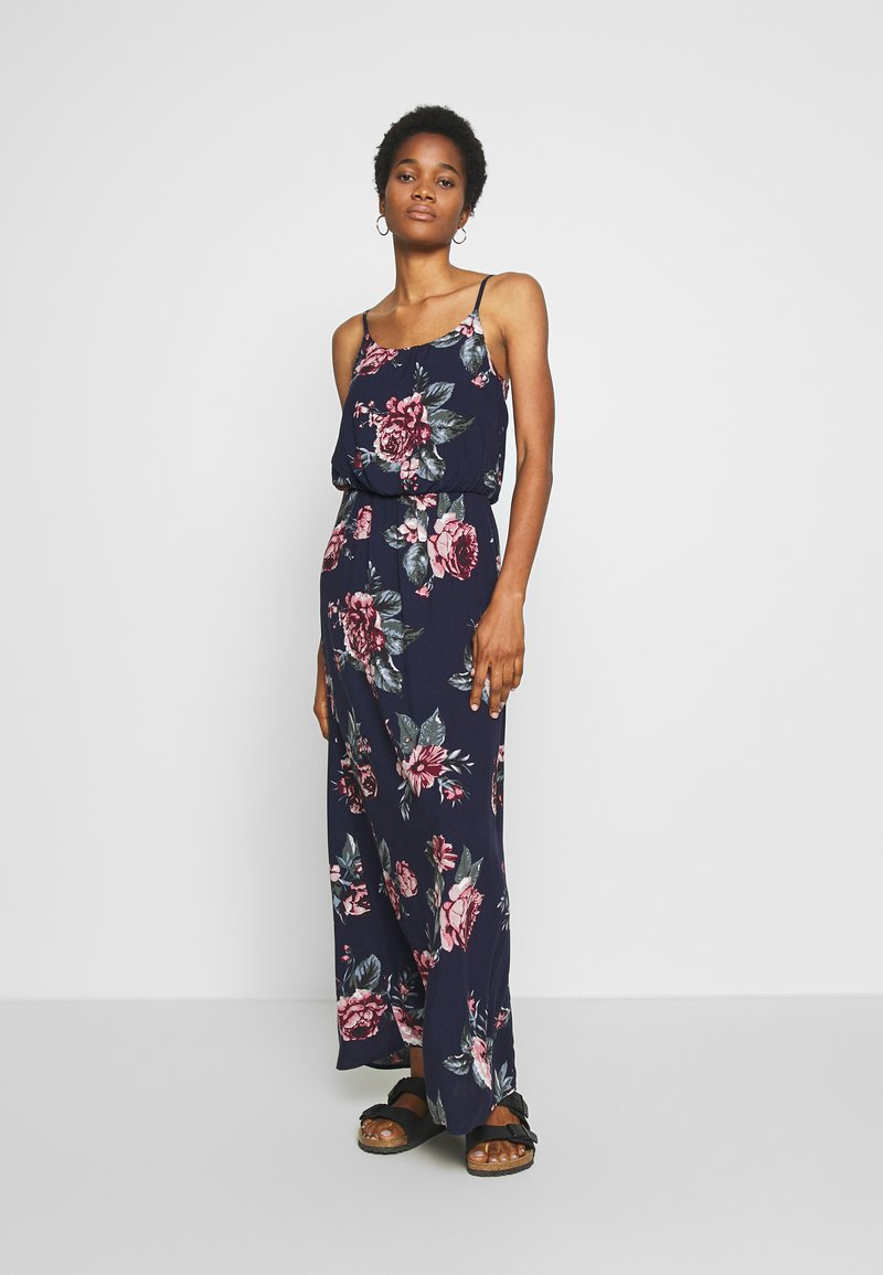 ONLY - ONLNOVA LIFE DRESS - Maxi dress - night sky/rose