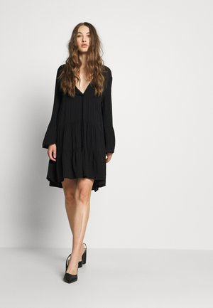 ONLNANCY ATHENA DRESS - Robe d'été - black