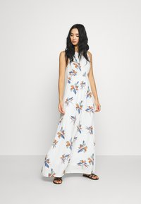 ONLY - ONLCARRIE DRESS - Maxi šaty - cloud dancer/nature mix - 0