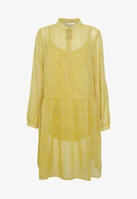 ONLY - ONLSUNNY DRESS  - Robe d'été - misted yellow/flowers - 4