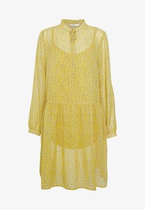ONLSUNNY DRESS  - Vestido informal - misted yellow/flowers