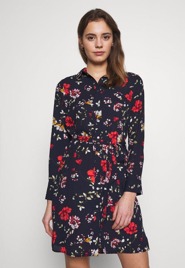 ONLALMA DRESS - Shirt dress - night sky/opium dream