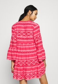 ONLY - ONLLUCCA ATHENA DRESS - Day dress - pink lemonade - 3