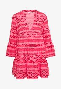 ONLY - ONLLUCCA ATHENA DRESS - Day dress - pink lemonade - 5