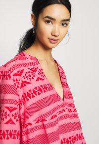ONLY - ONLLUCCA ATHENA DRESS - Day dress - pink lemonade - 4