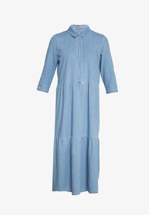 ONLTRACY LIFE MAXI DRESS - Denní šaty - light blue denim