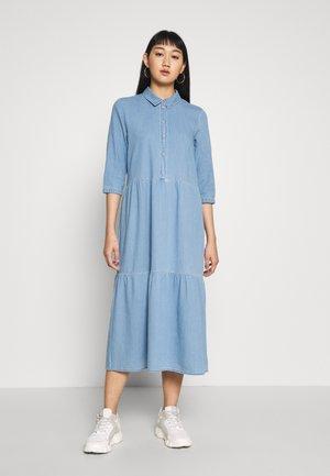 ONLTRACY LIFE MAXI DRESS - Day dress - light blue denim