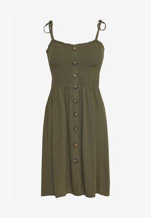ONLANNIKA SMOCK DRESS - Day dress - kalamata
