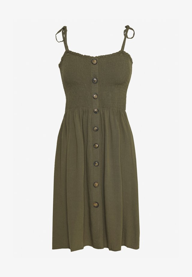 ONLANNIKA SMOCK DRESS - Korte jurk - kalamata