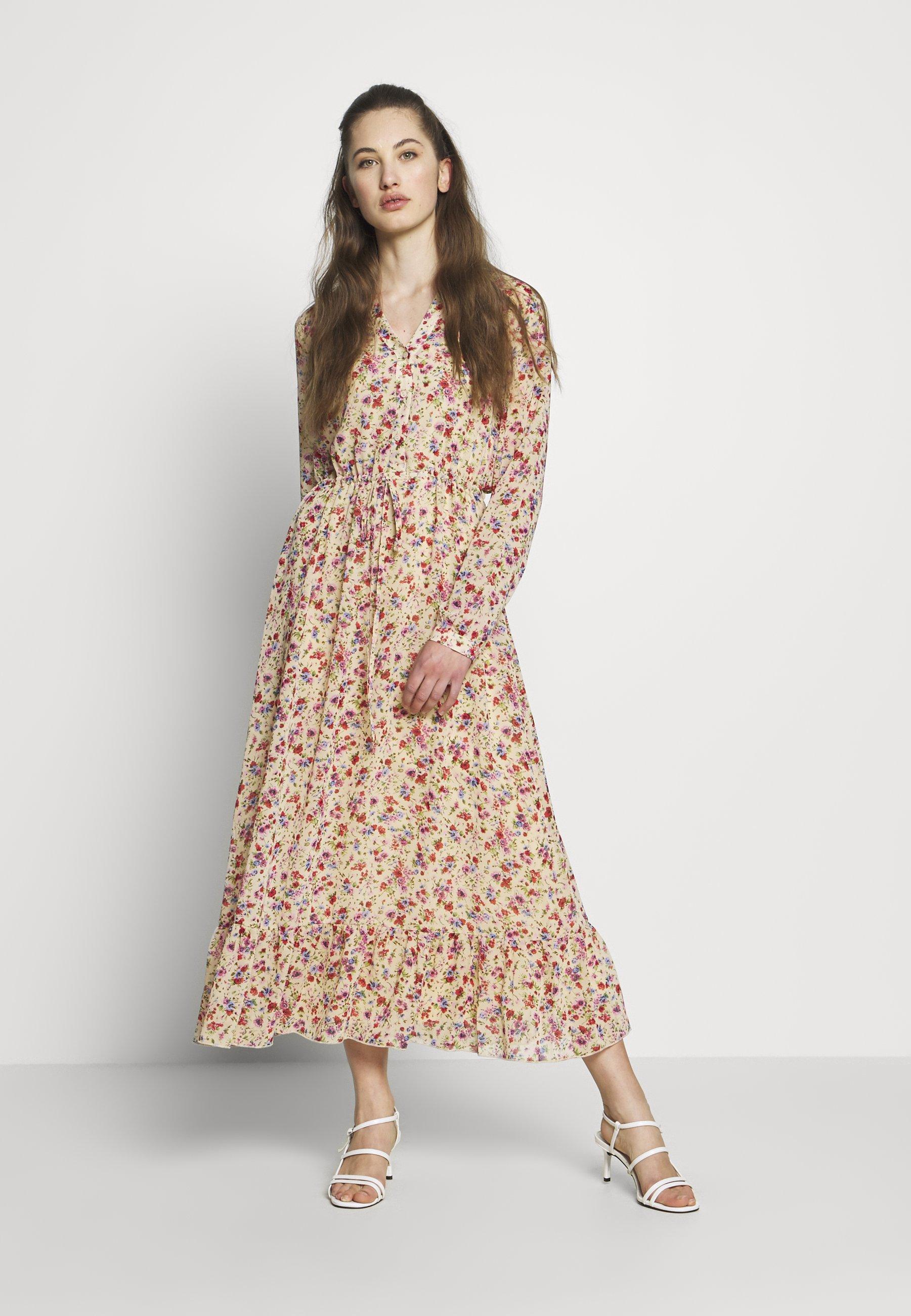 maxi jurken