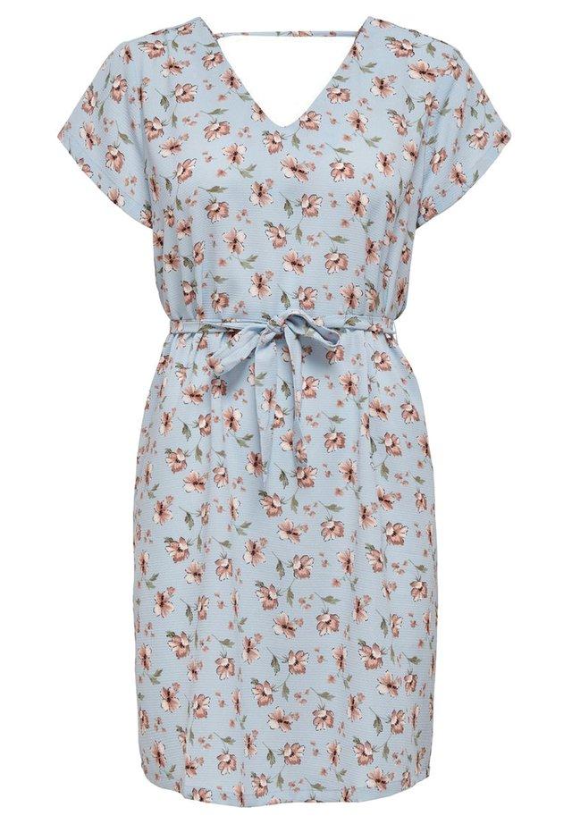 KLEID BEDRUCKTES - Korte jurk - kentucky blue 1
