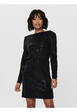 PAILLETTEN - Vestito elegante - black