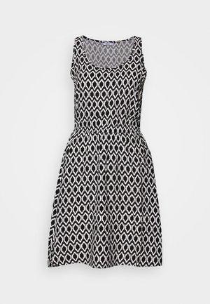 ONLNOVA LIFE SARA DRESS - Denní šaty - black