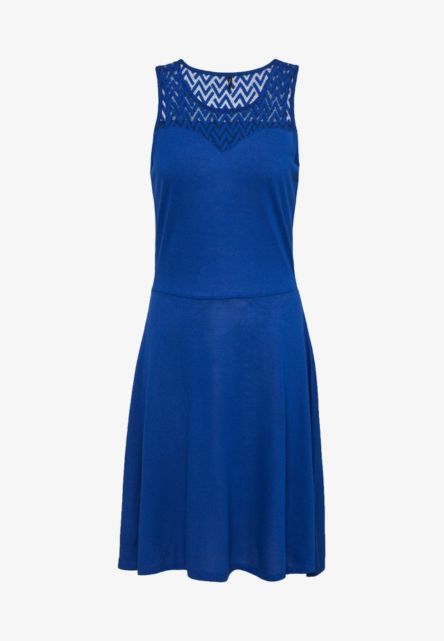 ONLNEW NICOLE LIFE DRESS - Vestido informal - mazarine blue