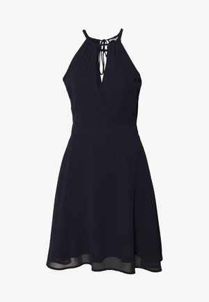 ONLCHARLENE ABOVE KNEE DRESS - Vestido de cóctel - night sky