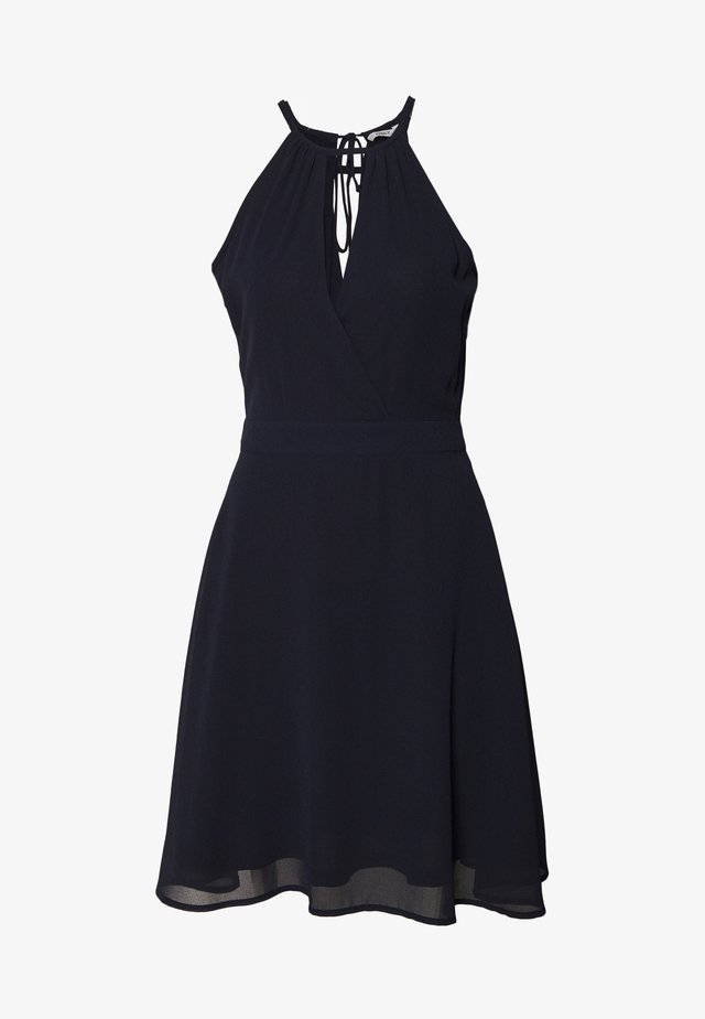 ONLCHARLENE ABOVE KNEE DRESS - Juhlamekko - night sky
