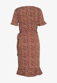 ONLY - Korte jurk - henna - 1