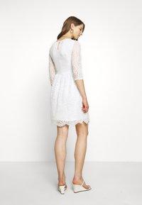 ONLY - ONLEDITH  - Cocktail dress / Party dress - cloud dancer - 2