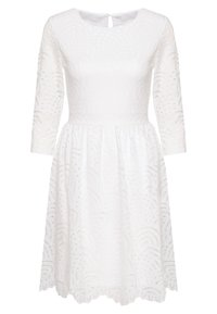 ONLY - ONLEDITH  - Cocktail dress / Party dress - cloud dancer - 5