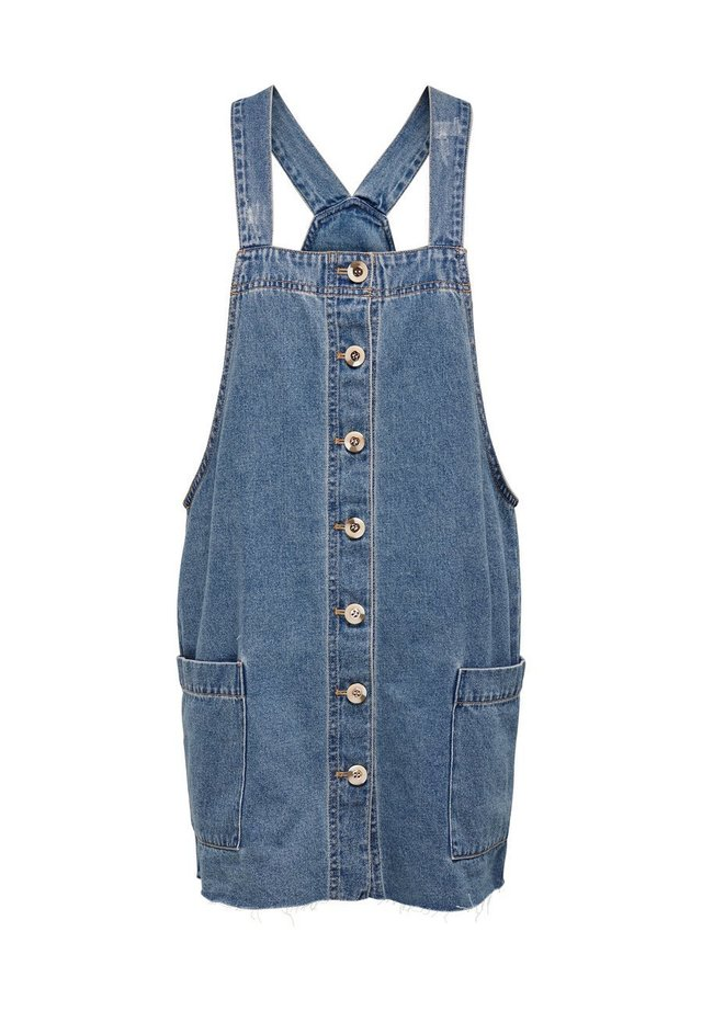 SPENZER - Vestido vaquero - medium blue denim