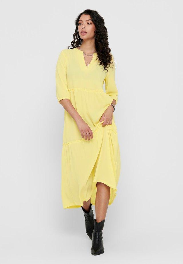 Vestido informal - pineapple slice