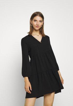 ONLNOVA LUX - Day dress - black