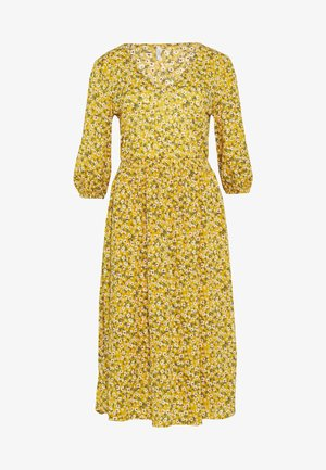 ONLPELLA DRESS - Kjole - golden yellow