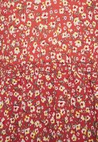 ONLY - ONLPELLA DRESS - Vapaa-ajan mekko - mineral red - 2