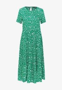 ONLY - ONLFABULOUS MIDI DRESS - Day dress - bosphorus - 2