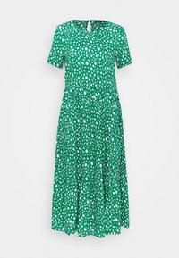 ONLY - ONLFABULOUS MIDI DRESS - Day dress - bosphorus - 0