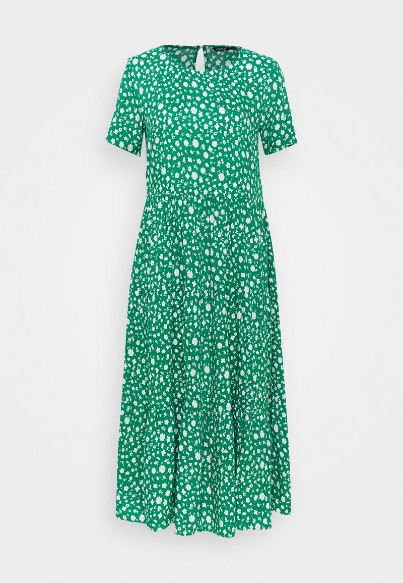 ONLY - ONLFABULOUS MIDI DRESS - Day dress - bosphorus