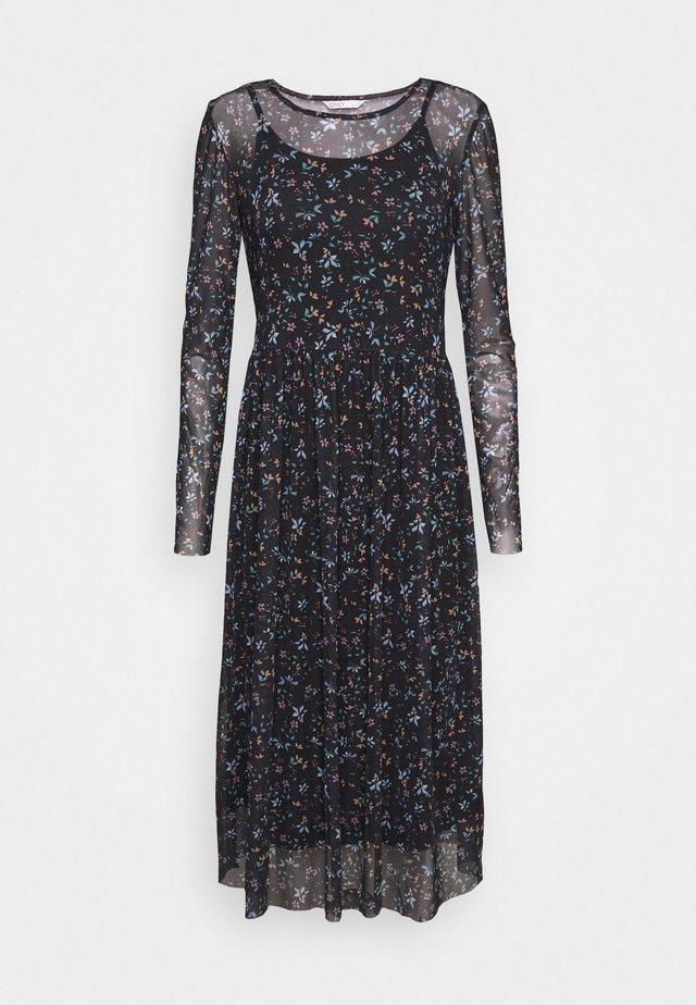 ONLKARMA O NECK DRESS - Day dress - black