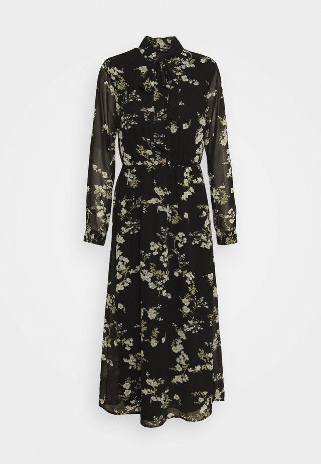 ONLALYSSA DRESS - Maksimekko - black