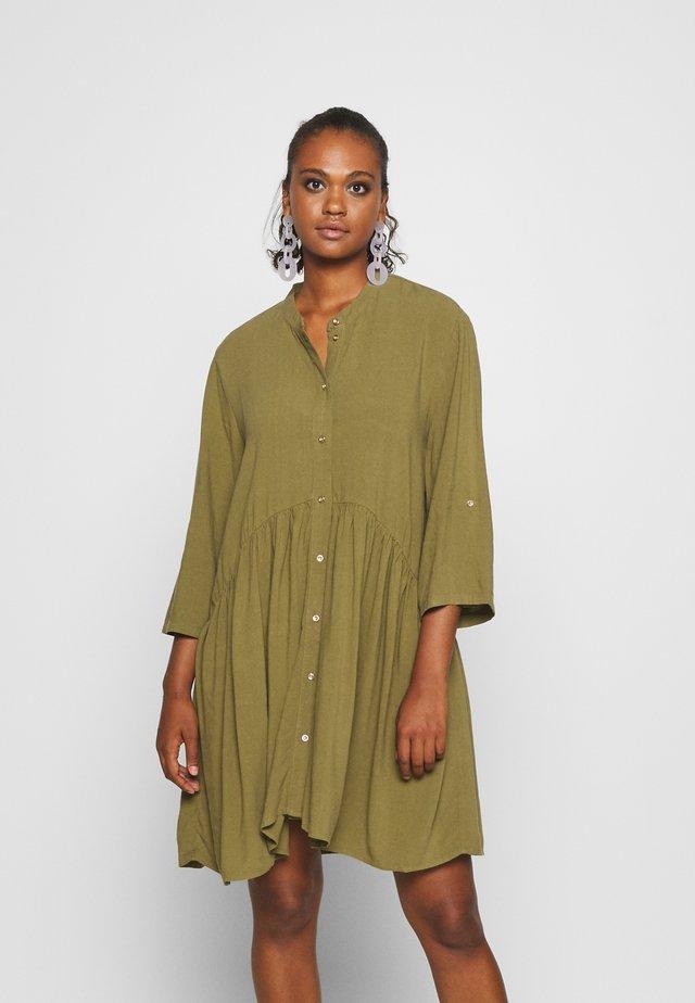 ONLCHICAGO LIFE DRESS - Vestido informal - martini olive