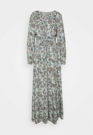 ONLVIRGINIA LIFE LONG DRESS - Maxi šaty - chinois green