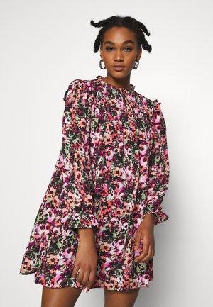 ONLLAVIN SHORT DRESS  - Day dress - black