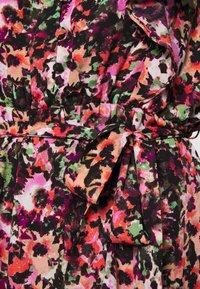 ONLY - ONLLAVIN 7/8  CALF DRESS - Maxi dress - black - 5