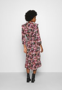 ONLY - ONLLAVIN 7/8  CALF DRESS - Maxi dress - black - 2
