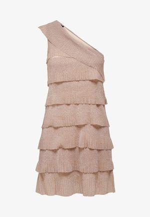 Cocktail dress / Party dress - sand