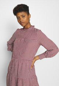 ONLY - ONLCAROLE LIFE DRESS  - Vestido informal - pomegranate - 3