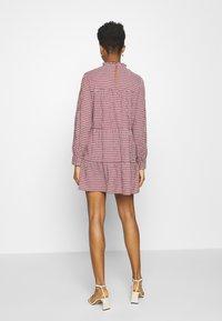 ONLY - ONLCAROLE LIFE DRESS  - Vestido informal - pomegranate - 2