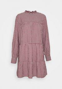 ONLY - ONLCAROLE LIFE DRESS  - Vestido informal - pomegranate - 4