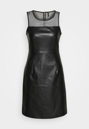 ONLVIBE MIX DRESS - Day dress - black