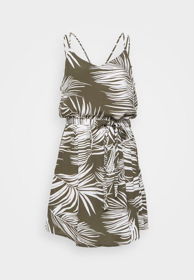 ONLAUGUSTINA SHORT DRESS  - Vestido informal - kalamata