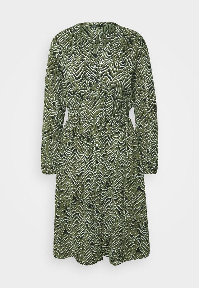 ONLNOVA LUX MIRANDA DRESS - Robe chemise - kalamata