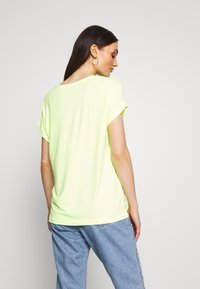 ONLY - ONLMOSTER - T-shirts - neon yellow - 2