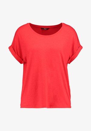 ONLMOSTER - Basic T-shirt - high risk red